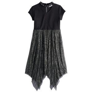 DISNEY D-SIGNED DESCENDANTS Choker Sparkle Dress